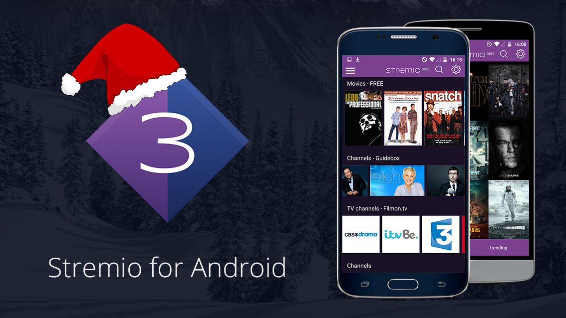 Stremio for Android - Beta