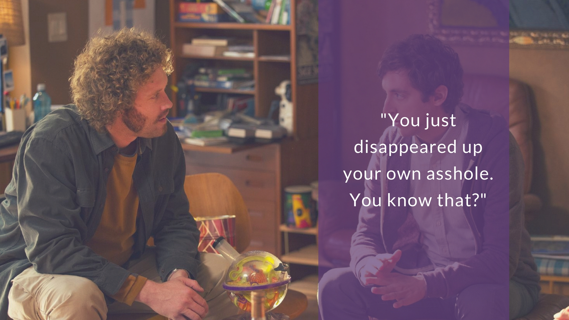 Erlich Bachman's Funniest Quotes - The Stremio Blog