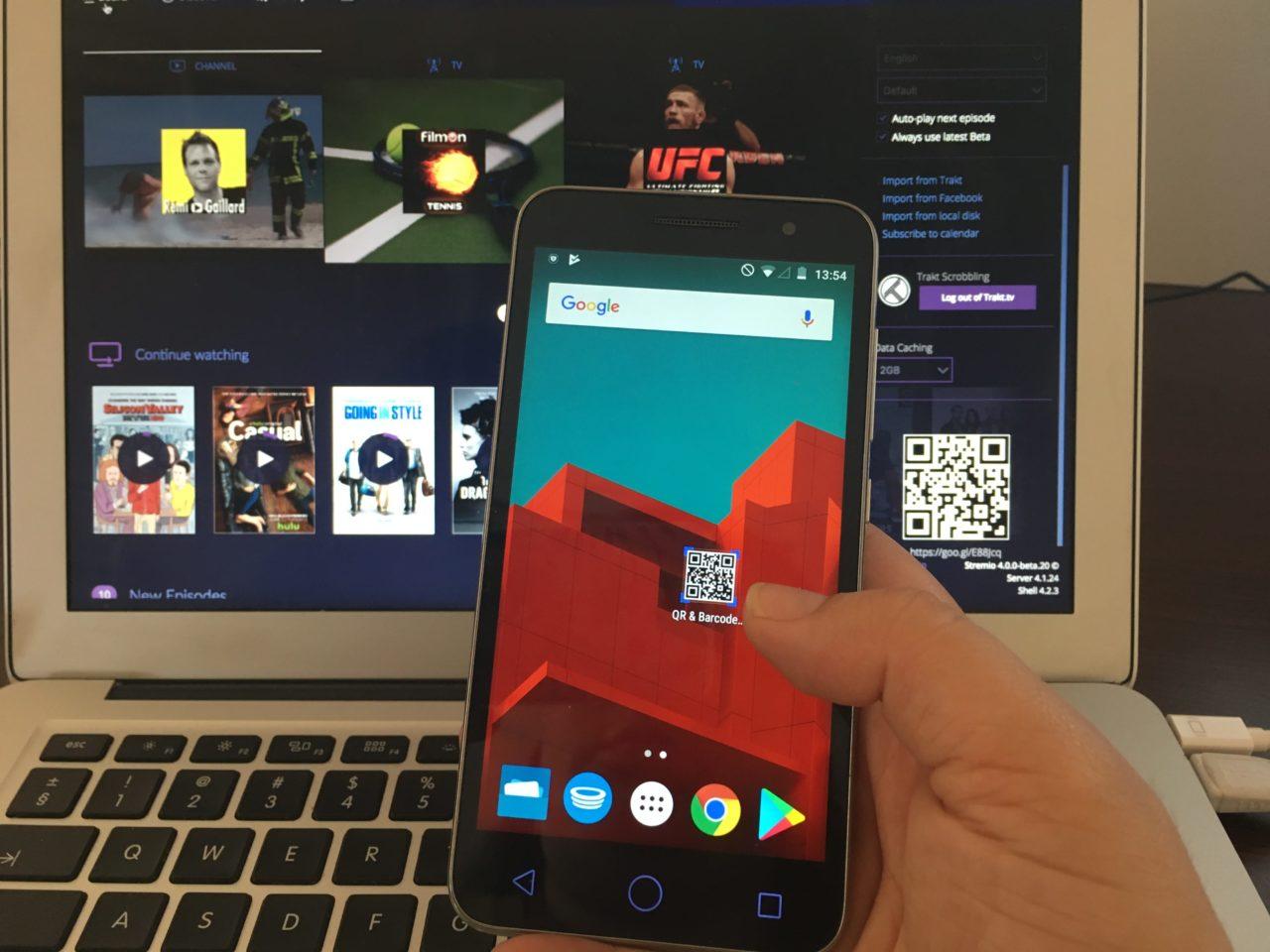 Make your phone a Stremio remote - The Stremio Blog