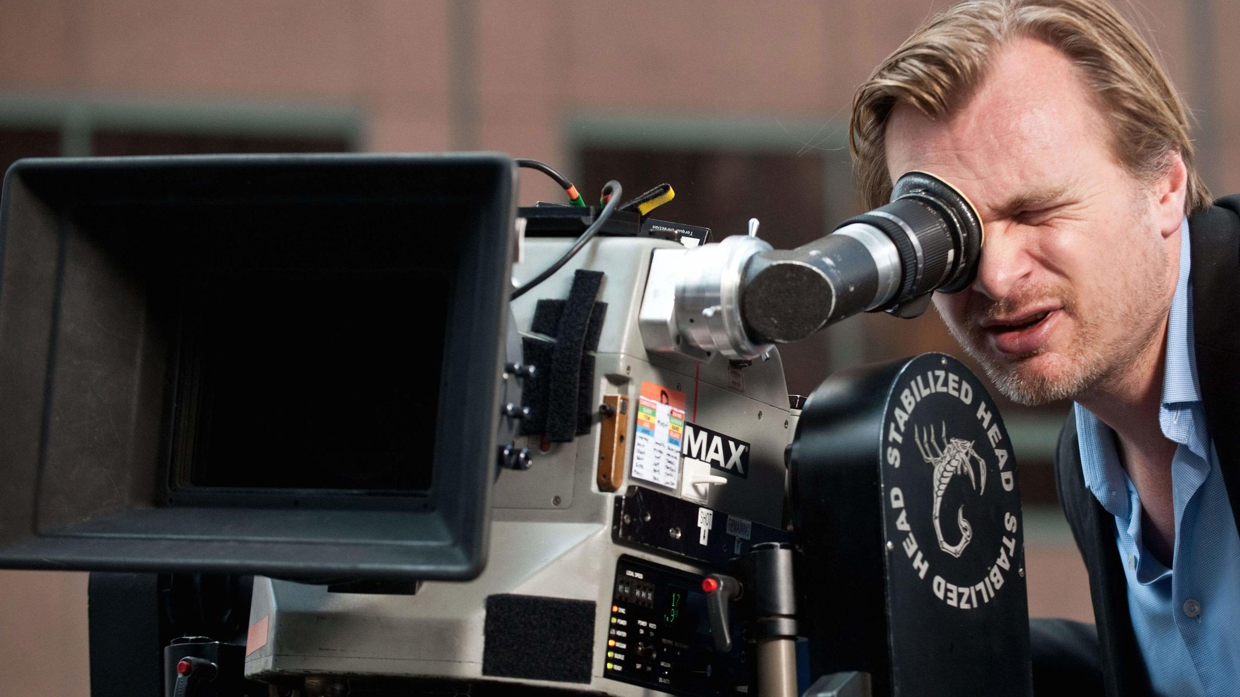 Christopher Nolan - The Stremio Blog