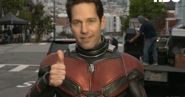 "Ant-Man and the Wasp"" Review"
