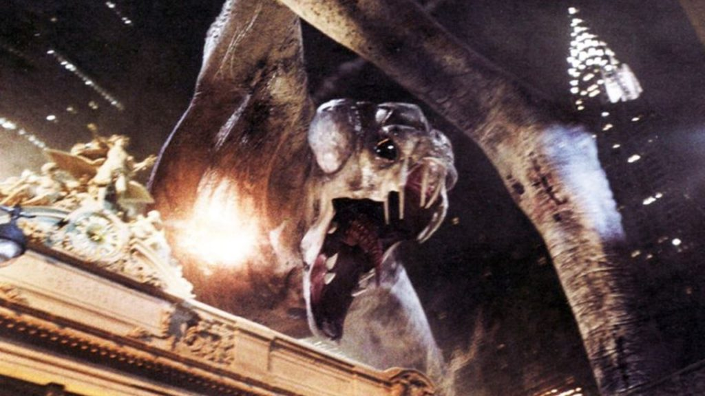 The most terrifying monsters in horror movies.