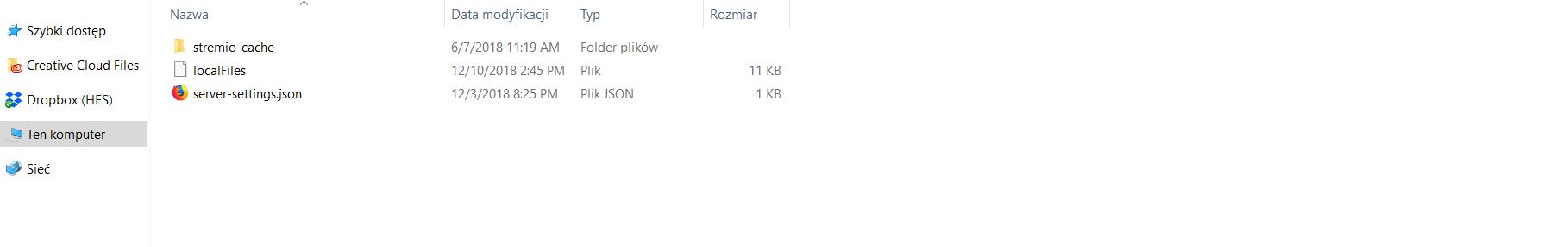 Stremio: Modify BitTorrent Settings