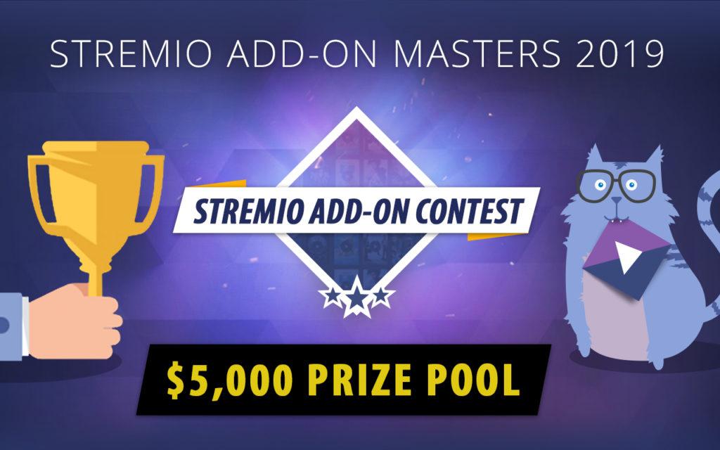 Stremio add-on contest 2019