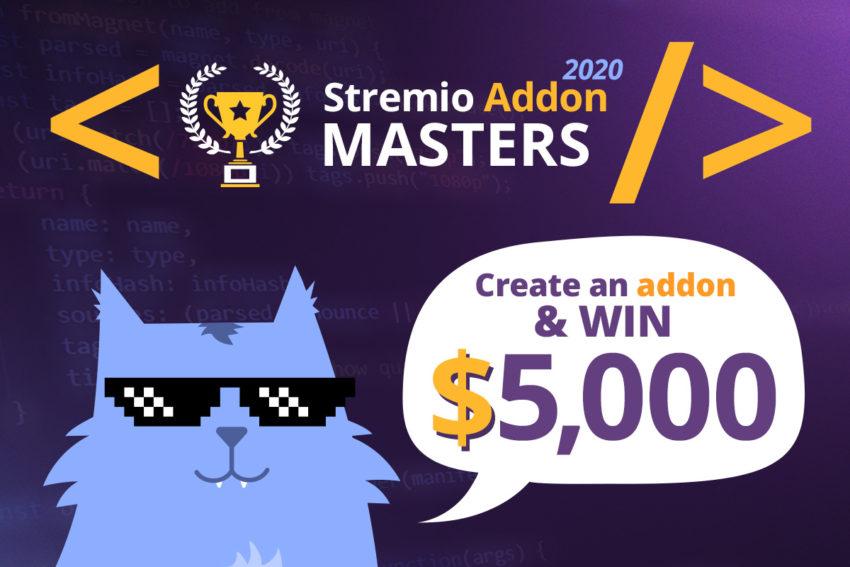 Stremio Addon Contest 2020