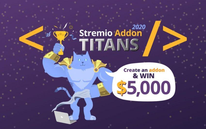 Stremio addon contest 2021